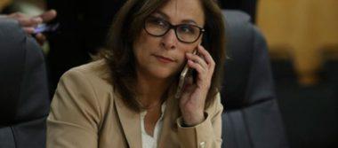 """Acusa Rocío Nahle a Yunes Linares de """"golpeteo"""" político"""