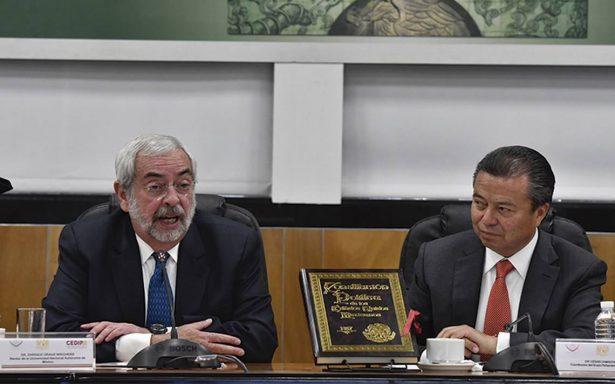 UNAM abre sus puertas para iniciar un debate con aspirantes presidenciales