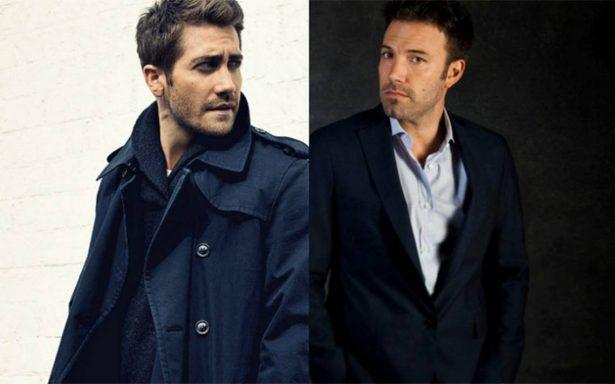 """Jake Gyllenhaal podría quitarle el papel de """"Batman"""" a Ben Affleck"""