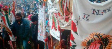 Avanzan más de 50 mil Romeros a Cuajimalpa: prevén llegar el miércoles a la Basílica
