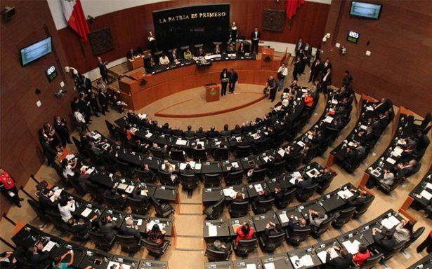 Senadores se reunirán 25 veces en el Primer periodo ordinario