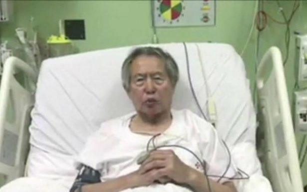 Tras ser indultado, Fujimori pide perdón por actos de su gobierno