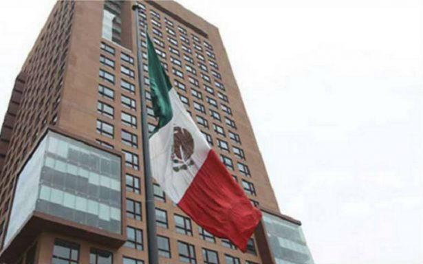 Mexico cita a embajadora de Venezuela