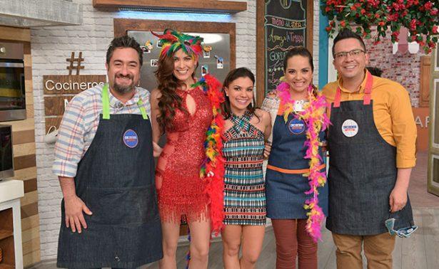 Cocineros Mexicanos está de fiesta, ¡100 programas!