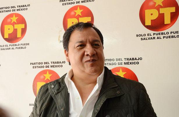 Rompe PT coalición con el PRD en Edomex