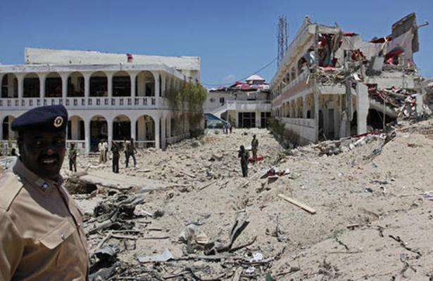 Al menos 18 muertos en Somalia en ataque