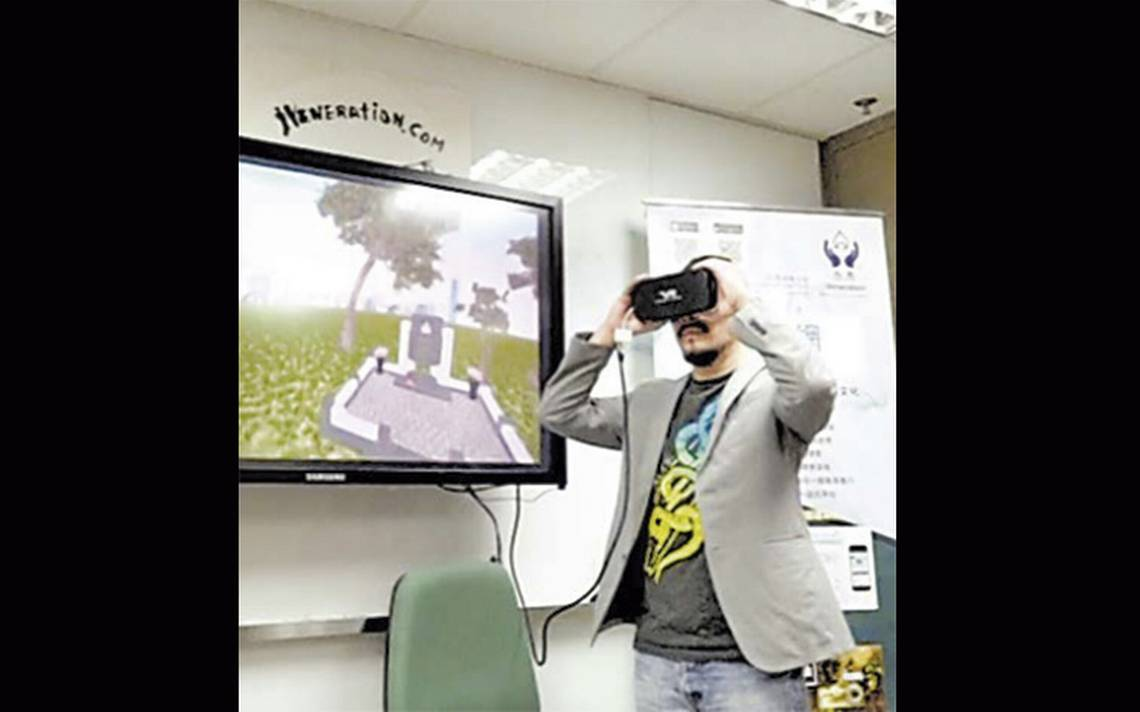 Hong Kong recurre a realidad virtual para honrar a sus ancestros