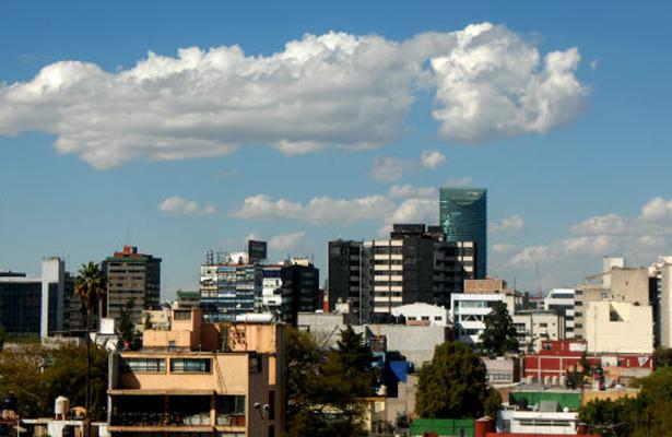Amanece el Valle de México con buena calidad del aire