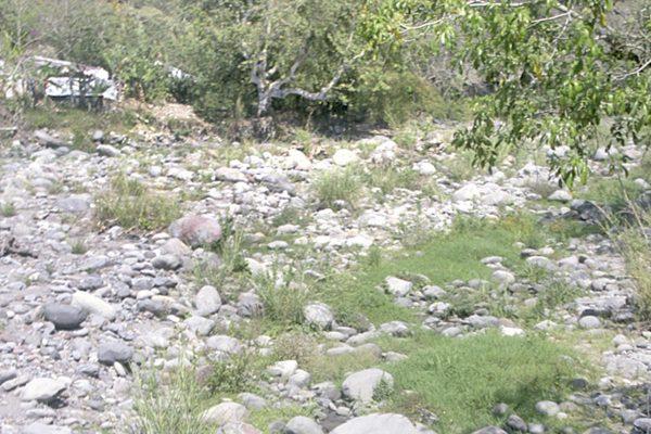 Después de granizadas, sequía intensa: P. Civil