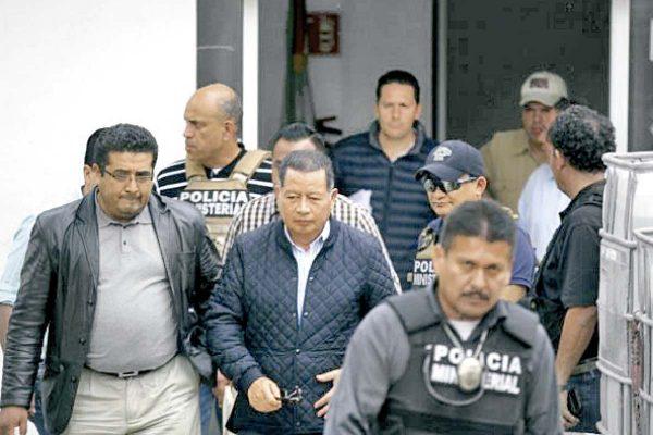 Dictan prisión  preventiva por 1 año a Flavino