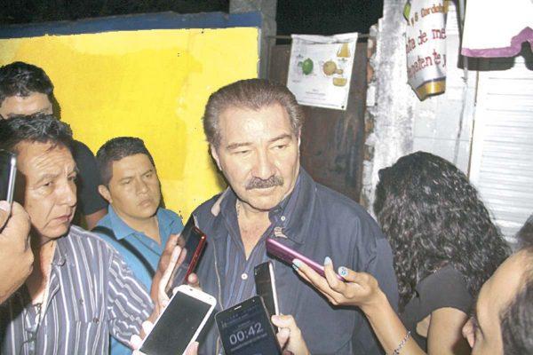 Deja Gilberto Aguirre la Fiscalía Regional