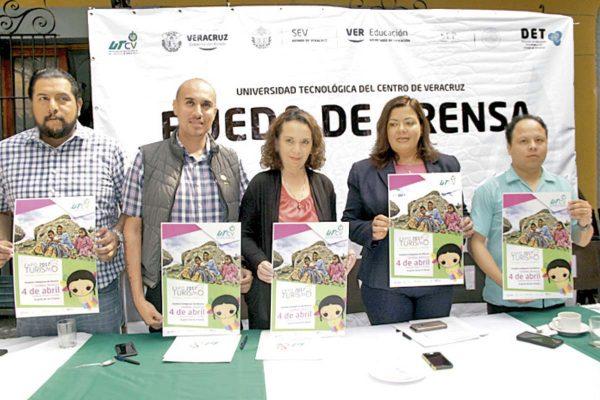 UTCV presenta la  Expoturismo 2017