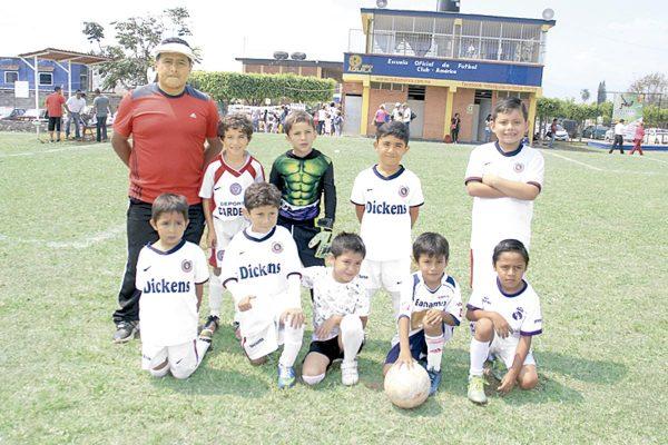 A todo tren la Copa José Antonio González Peña