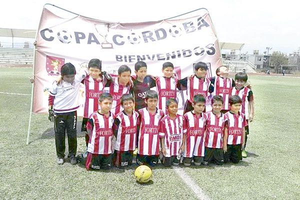Club Deportivo Fortín va por tres títulos en Copa Córdoba