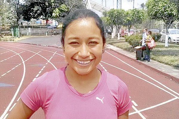 Zuly Villegas lista para buscar oro en heptatlon