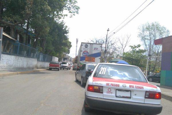 Sin freno, problemas viales en Tezonapa