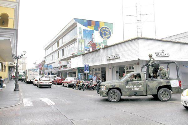 Veracruz, primer lugar  nacional en secuestros