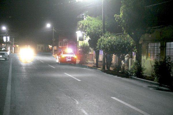 Detonaciones  en Arboledas en madrugada