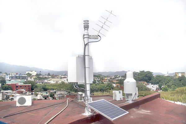 Estrena Córdoba estación meteorológica