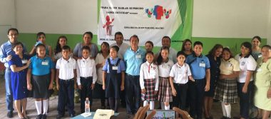 Dafne Yerani Ortiz ganó  Concurso de Oratoria