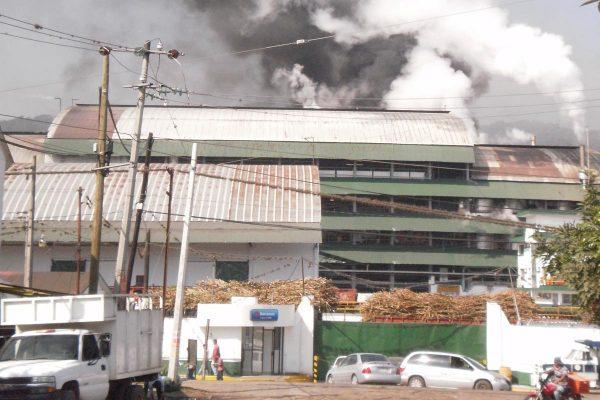 Colapsó Central El Potrero