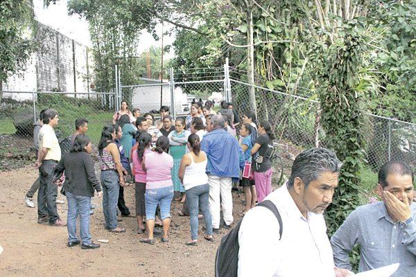 Desaparecidos, SEIS estudiantes en la región