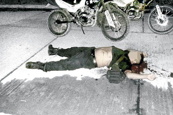 Asesinan a policía