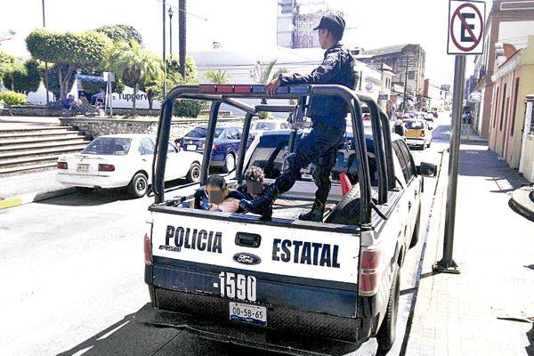 Decretan legal detención y  prisión a presuntos asaltantes