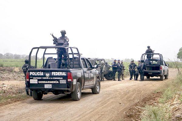Burlan operativos de corporaciones policiacas
