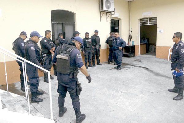 Delincuentes mantienen  en jaque a la policía
