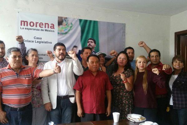 Va Morena con todo para recuperar elección en Córdoba