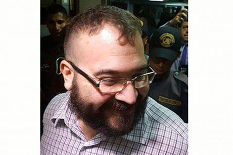 Acepto la extradición a México para enfrentar justicia: Javier Duarte