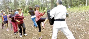 Incrementa interés de mujeres por aprender defensa personal