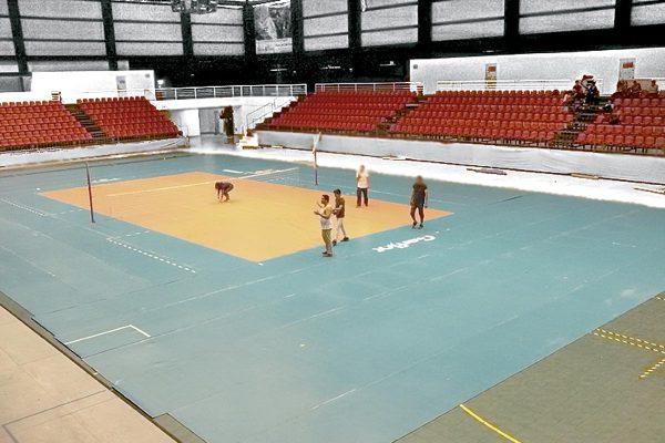 La Arena Córdoba  estrenó nueva piel