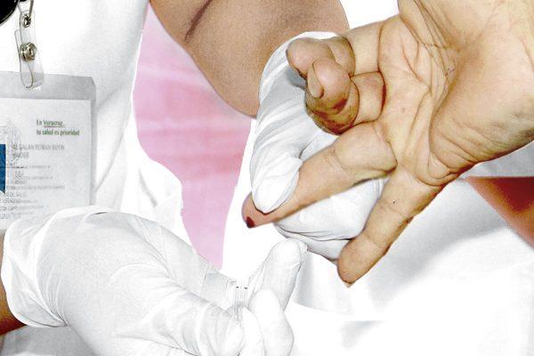 Nacimientos de niños con VIH, en aumento