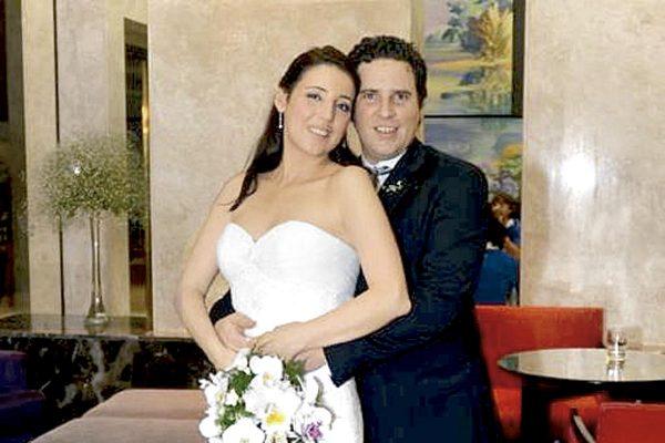 Marcela y Fernando
