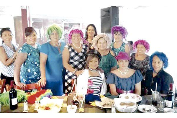 Festejan trayectoria docente de Patricia Briceño Zamudio