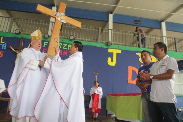 Obispo exige resultados