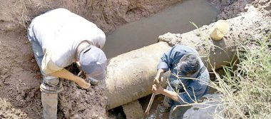 Dejarán sin agua a 26 colonias y 8 comunidades