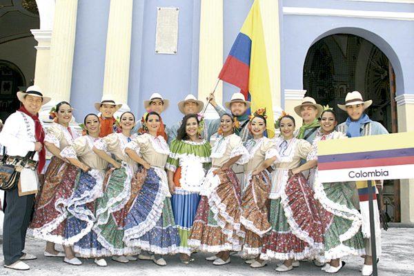 Festival del Folclore,  con reconocimiento