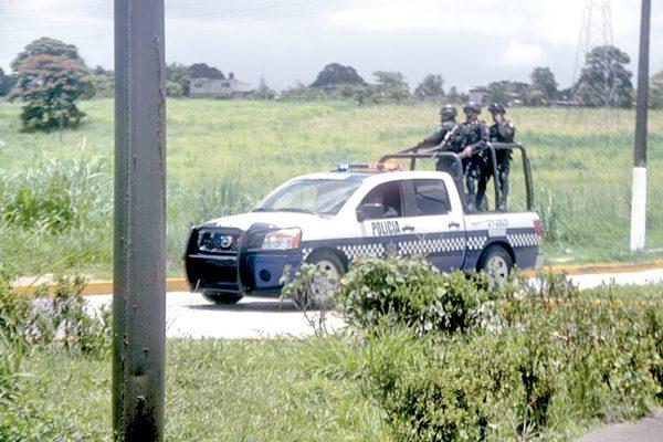 Urge policía municipal