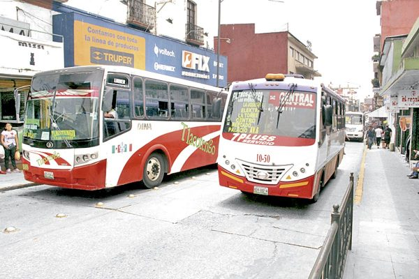 Transportistas mantendrán la vigente