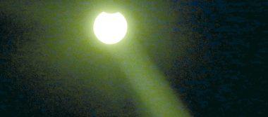 En Córdoba y Orizaba disfrutaron del eclipse solar