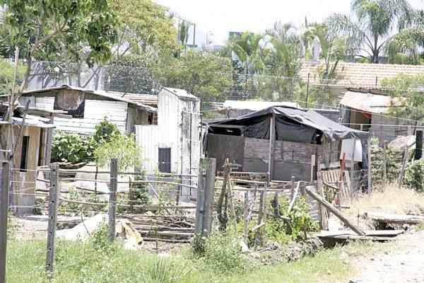 Invasiones en la Millán agrupan a 10 colonias