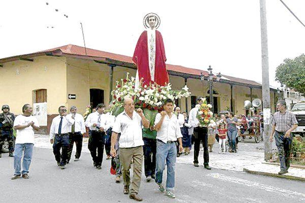 Con fervor festejan a San Lorenzo Mártir, santo patrono de Yanga