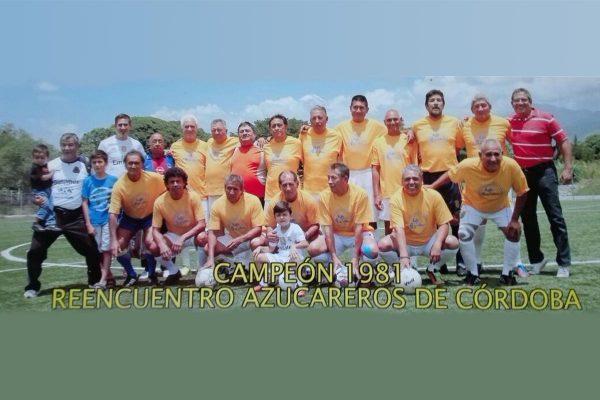 Campeones de 1981 regresan a la cancha