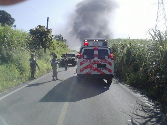 Explota ducto de Pemex; un muerto y cinco heridos