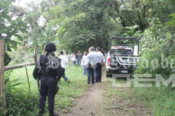 Alcalde supervisó válvulas en Dos Arroyos