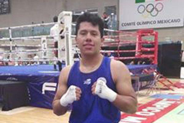 Mariano Castillo, oro en boxeo