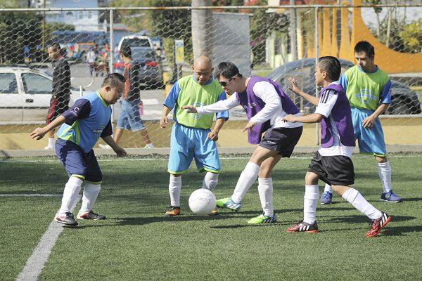 Guerreros participará en torneo futbol down